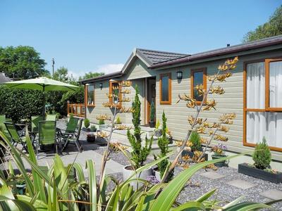 Parc Lodge, Gwynedd, Criccieth