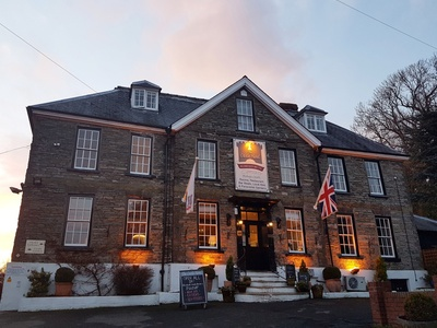 The Castle Hotel, Shropshire, Bishop's Castle