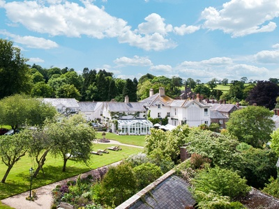 Summer Lodge Country House Hotel, Dorset, Evershot