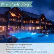 PetsPyjamas - Lodore Falls Exclusive One Night Stay Voucher