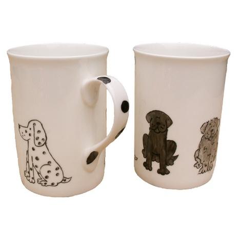 Classic Dogs Mug