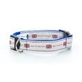 """Best of British Dog Collar 1"""" Width"""