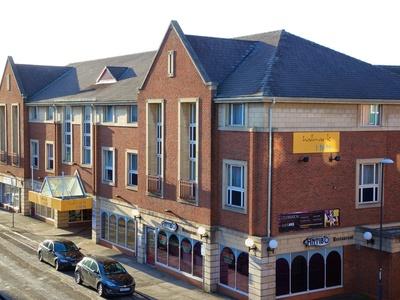 Derby Station Hotel, Derbyshire, Derby