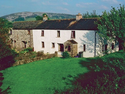 Kiln Green Farmhouse, Cumbria, Milnthorpe