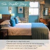 PetsPyjamas - Arundell Arms Exclusive Two Night Stay Voucher