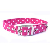 Ditsy Pet - Minnie Buckle Dog Collar