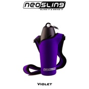 H204K9 - Purple Water Bottle Sling Holder