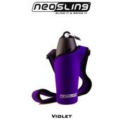H204K9 - Purple Water Bottle Sling Holder