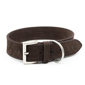 Ralph & Co - Nubuck dog collar - Bergamo