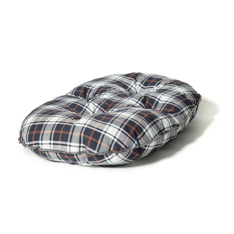 Lumberjack Navy/White Quilted Matress