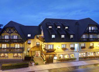 Hotel Best Western Au Cheval Blanc Baldersheim