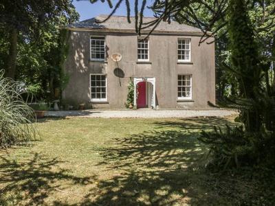 Benbole Farmhouse, Cornwall, Bodmin