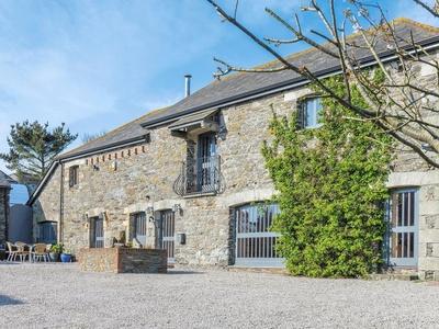 Trescowthick Barn, Cornwall