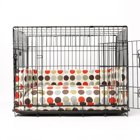 Dog Crate Mattress & Bed Bumper Set - Great Spot 3