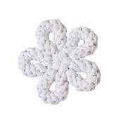 Pet Brands - Snowflake Rope Toy