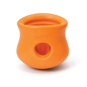 West Paw - Zogoflex® Toppl Treat Toy – Tangerine