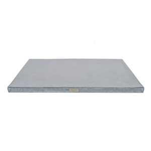 Silver Foam Dog Mat