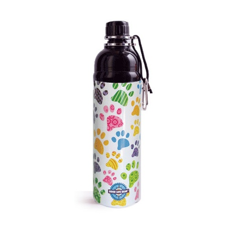 Paws 750ml Pet Water Bottle