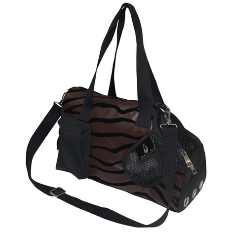 Louison Zebra Pet Carrier Bag