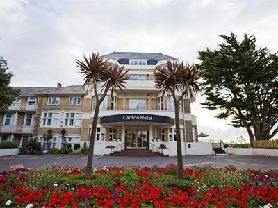 Hallmark Hotel Bournemouth Carlton, Dorset, Bournemouth