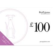 PetsPyjamas - £100 Travel Gift Voucher