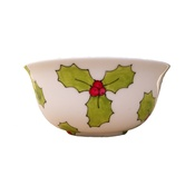 Laura Lee Designs - Holly & Berry Bowl