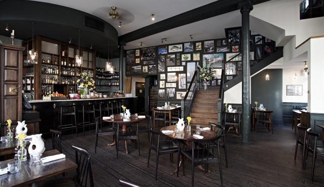 The Newman Street Tavern 2