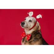 House of Paws - Ho Ho Ho Dog Bow Tie