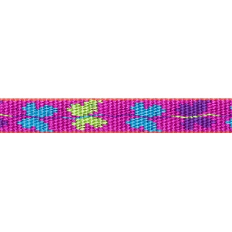 Wing It Lupine Dog Collar 2