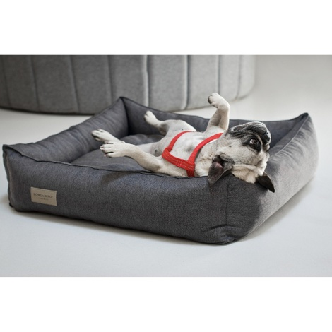 Urban Dog Bed - Graphite 3