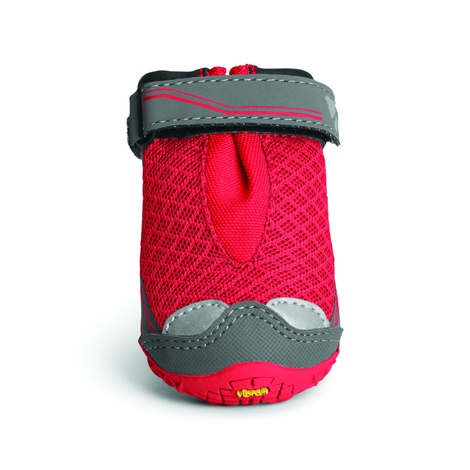 Grip Trex Dog Boots – Red Currant 2
