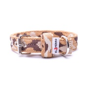 El Perro - Double Dog Collar – Safari Camo