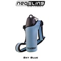 Sky Blue Water Bottle Sling Holder