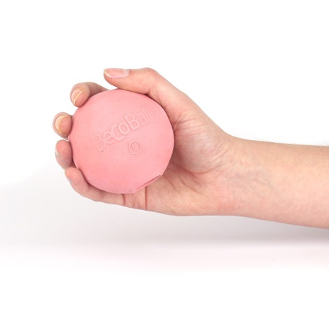 BecoBall Dog Toy - Pink 7