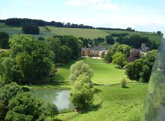 Lords of the Manor Hotel, Gloucestershire
