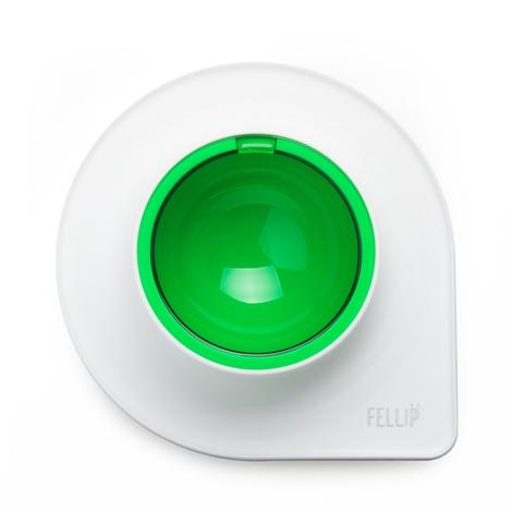 FelliPet™ Natti Supreme Puppy Bowl - Emerald 2
