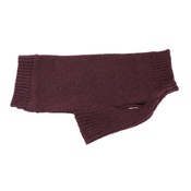 Clementine est. Dogs - Auden Wool Jumper - Grape