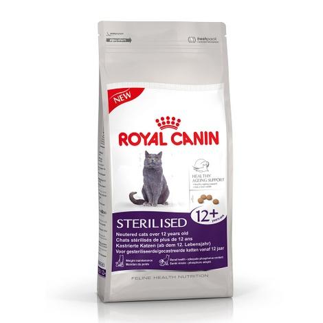Sterilised 12+ Cat Food
