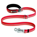 Slackline Dog Lead – Kokanee Red