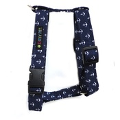 Ditsy Pet - Ditsy Pet Hello Sailor Harness