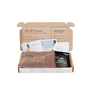 Make bedtime a real treat for your pet with our Bedtime Snuggles Box.