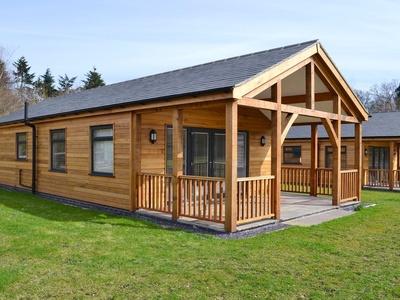George Lodge, Lincolnshire, Norton Disney
