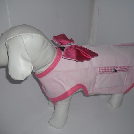 Pink Gingham Jacket 2