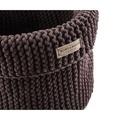 Cotton Toy Basket - Brown 2