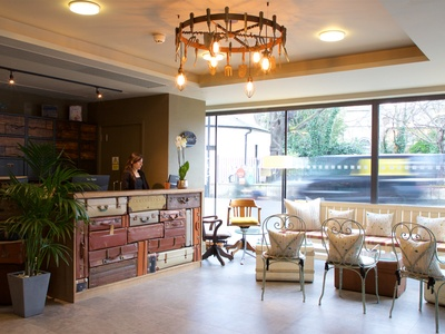 Bermondsey Square Hotel, London