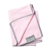 FuzzYard - Microfibre Drying Towel for Puppies - Pink and Grey