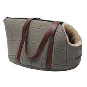 LoveMyDog - Digby Tweed Pet Carrier