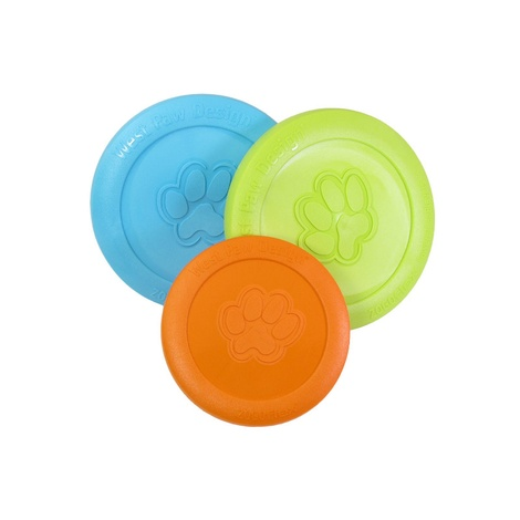 Zogoflex® Zisc Flying Disc – Tangerine 3