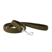 Hailey & Oscar - Wool Lead - Khaki Green