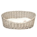 Oval Willow Pet Basket 4
